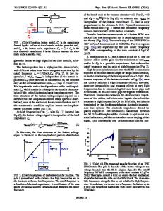 Design, test, and calibration of an electrostatic beam position ...www.researchgate.net › publication › fulltext › Design-tes