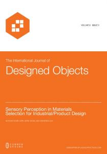 Designed Objects