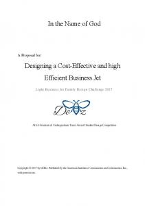 Designing a Cost-Effective and high Efficient