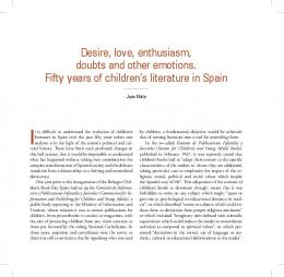 Desire, love, enthusiasm, doubts and other emotions