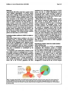 Developing precision medicine for people of East Asian descentwww.researchgate.net › publication › fulltext › Developin