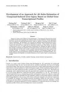 Development of an Approach for Ab Initio Estimation of Compound ...