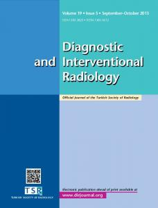Diagnostic Interventional Radiology and Diagnostic Interventional ...