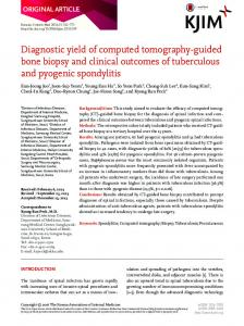 Diagnostic yield of computed tomography-guided ... - Semantic Scholar