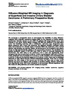 Diffusion-Weighted MR Imaging in Diagnosis of ...