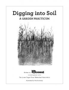 Digging into Soil