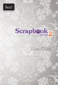 Digital Scrapbook Artist 2 User Guide (UK edition) - Serif