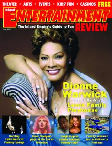 Dionne Warwick - Inland Entertainment Review