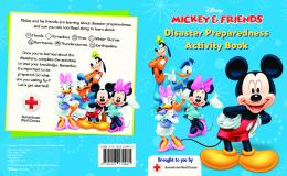 Disaster Preparedness Activity Book