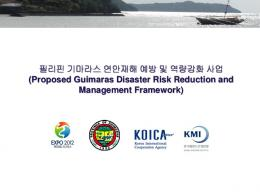 Disaster Risk Reduction Management