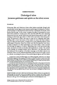 Dislodged tales - Brill Online Books and Journals