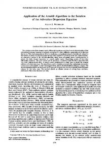 dispersion equation - Wiley Online Library