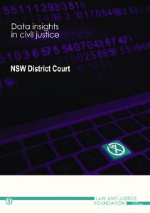 District Court Report