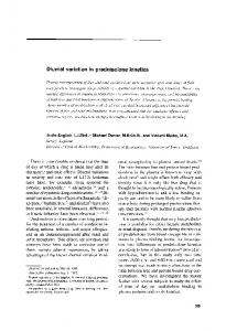 Diurnal variation in prednisolone kinetics - Wiley Online Library