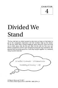 Divided We Stand 4