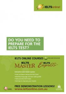 Do you neeD to PrePare For the ielts test? - International