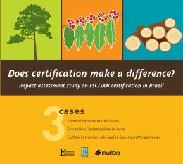 Does certification make a difference? - Imaflora