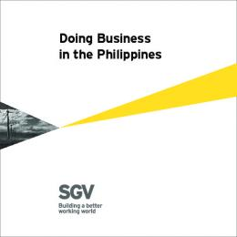 Doing Business in the Philippines - Ernst & Young