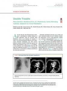 Double Trouble - JACC: Cardiovascular Interventions