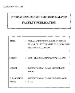 Download (1595Kb) - IREP - International Islamic University Malaysia
