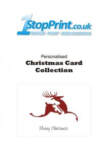 Download 2011 Personalised Christmas Card ... - 1StopPrint.co.uk