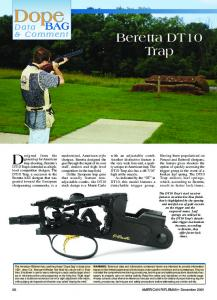Download AR Dope Bag Dec. 2001 - The National Firearms Museum