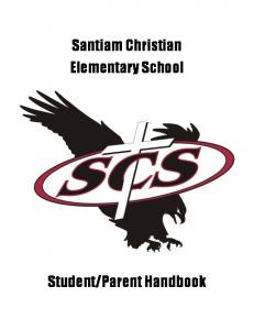 download as a PDF - Santiam Christian School