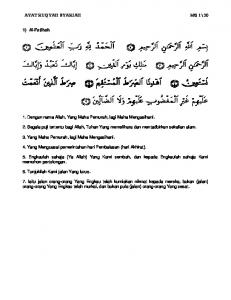 download ayat-ayat ruqyah di sini