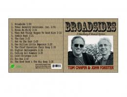 Download CD lyrics and credits - Tom Chapin