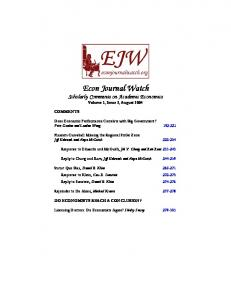 Download - Econ Journal Watch
