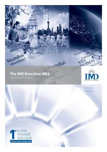 Download EMBA questions and answers - IMD