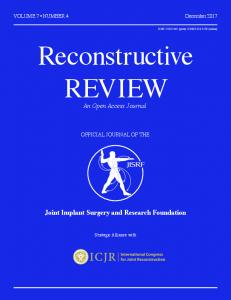 Download Entire PDF - Joint Implant Surgery & Research Foundation