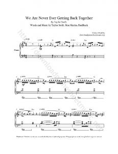 Download File - Free Pop Piano Sheet Music