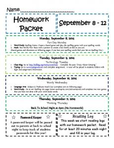 Download File - Ms. Maynor's First Grade Class