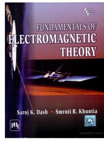 Download Fundamentals Of Electromagnetic Theory, Dash ... - Here