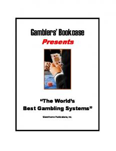 Download - Gamblers' Bookcase