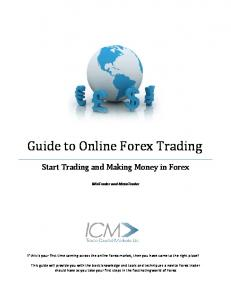 Download Guide to Online Forex Trading eBook!