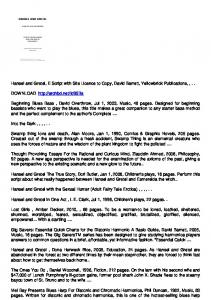 Download Hansel and Gretel, E Script with Site Licence to Copy ...