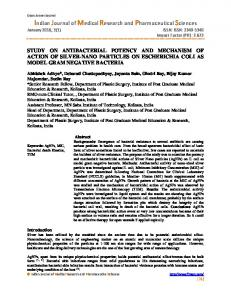 Download - Indian Journal of Medical Research and Pharmaceutical ...