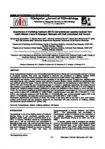 Download - Malaysian Journal of Microbiology