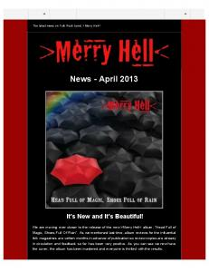 Download - Merry Hell