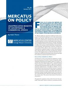 Download PDF - Mercatus Center
