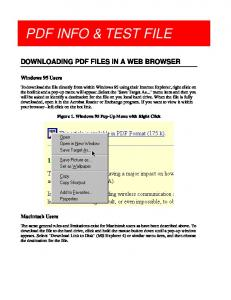 Download Pdf Test File