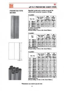 Download Pipes Catalogue (pdf)