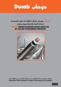 Download Product Catalogue - Ducab