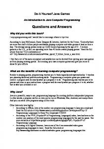 Download Questions and Answers