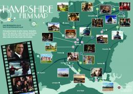 Download the Hampshire Film Map