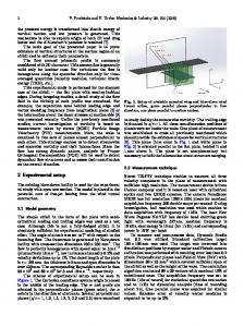 Download this article in PDF format - Mechanics & Industrywww.researchgate.net › publication › fulltext › Streamwis
