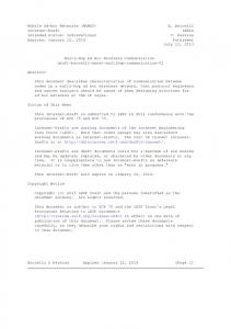 draft-baccelli - IETF Tools - Internet Engineering Task Force