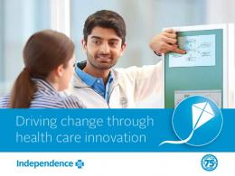 Driving change through health care innovation - Independence Blue ...
